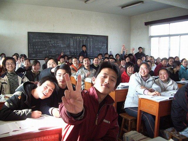 中国の小学校